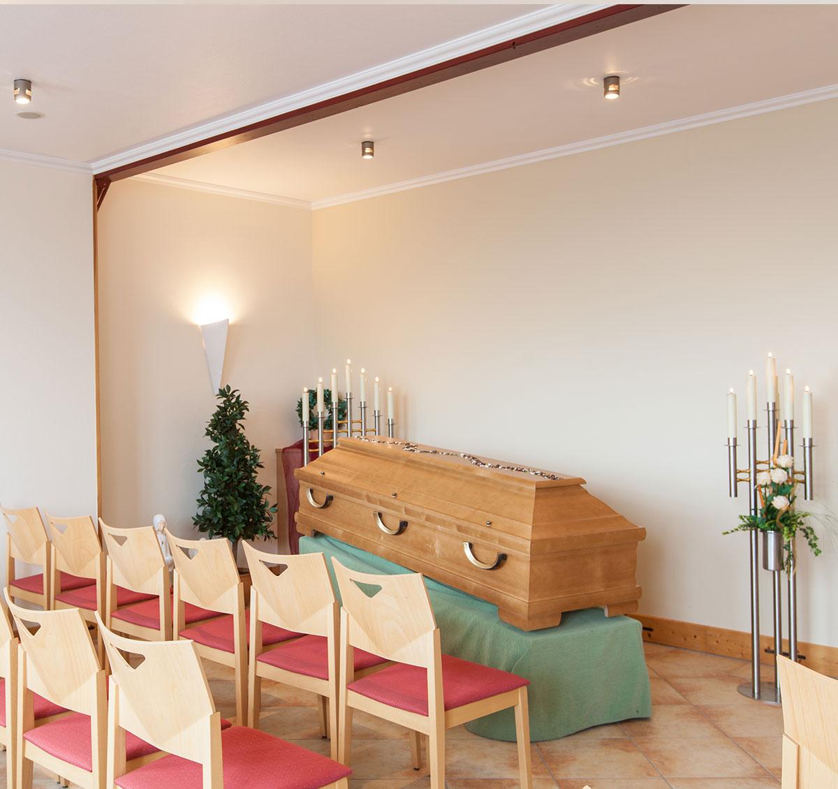 Brauns Bestattungen · Überführungen · Bestattungsvorsorge in Minden, Hille & Lübbecke· Abschied
