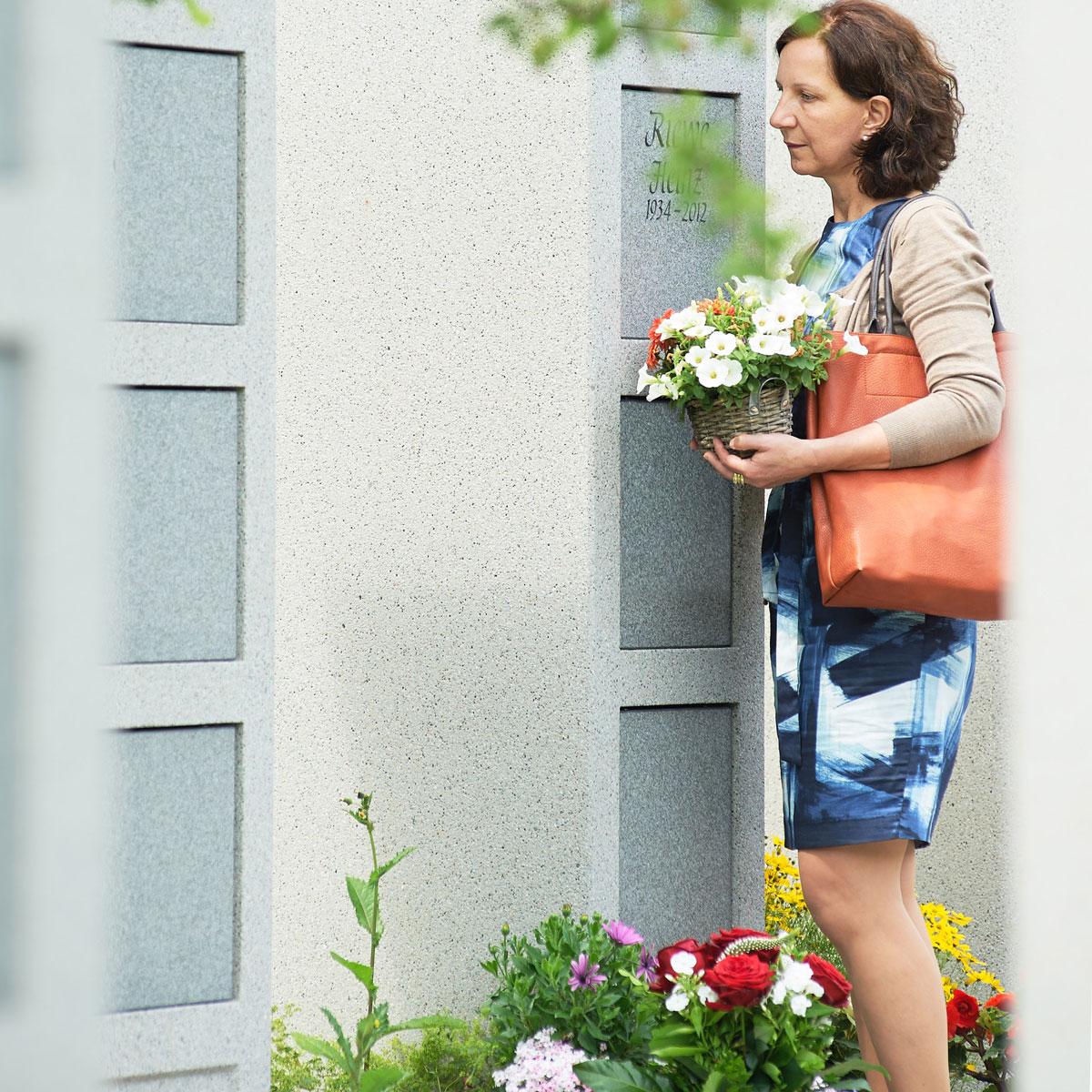 Brauns Bestattungen · Überführungen · Bestattungsvorsorge in Minden, Hille & Lübbecke· Vorsorge